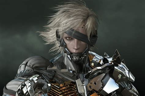 Kaos Raiden Metal Gear Rising raiden artwork