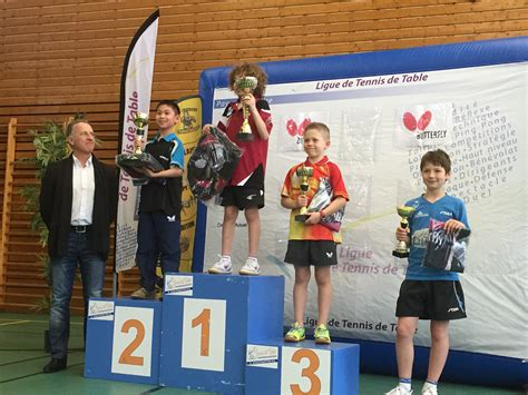 tennis de table pays de loire top interregional arnage 10 podiums pour les pays de
