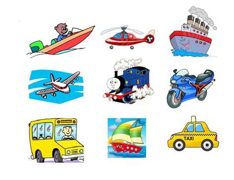 imagenes infantiles medios de transporte loteria medios de transporte