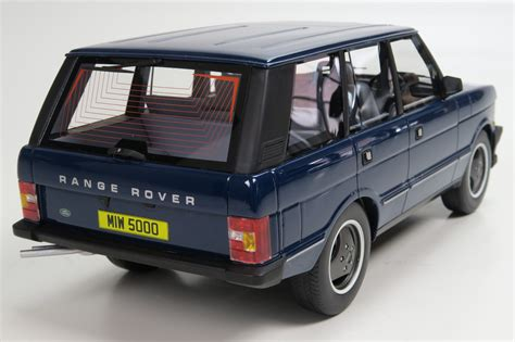 Collectible Ls by Ls Collectibles Range Rover 1 18 Blau Ls001c