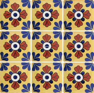 Decorative Tiles Mexican Talavera Decorative Tile Lope De Vega Terra