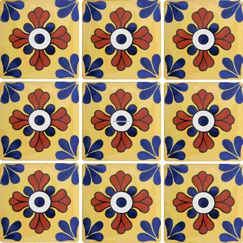 Decorative Tiles Mexican Talavera Decorative Tile Lope De Terra