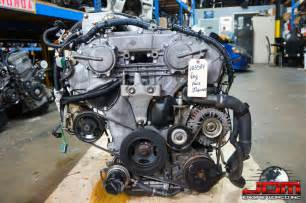 Nissan Vq35de Jdm Vq35de Engine Only Jdm Engine World