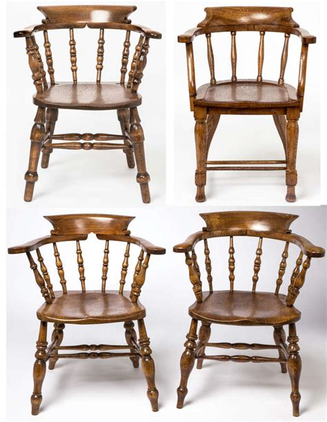 sessel englischer stil style captain s pub chairs at 1stdibs