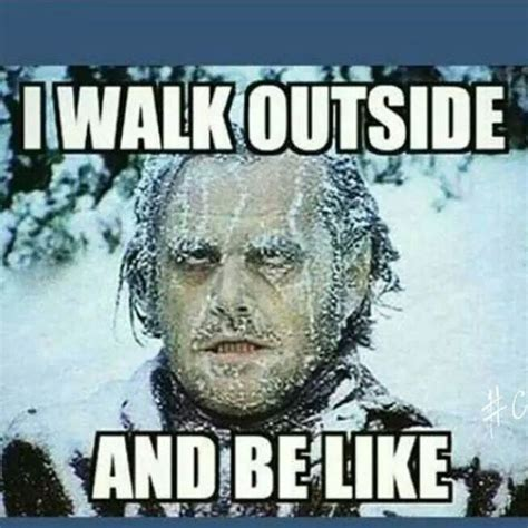 Funny Cold Weather Memes - bad weather memes