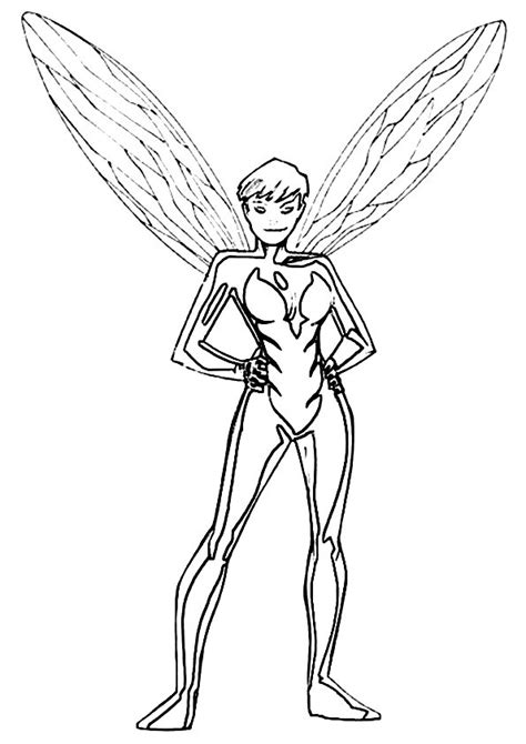 avengers wasp coloring pages 63 best ideas about ant man on pinterest avengers wasp