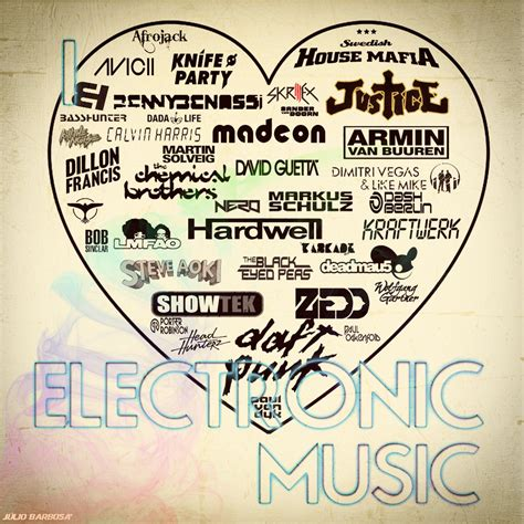i love sa house music i love electronic music by julioobarbosa on deviantart