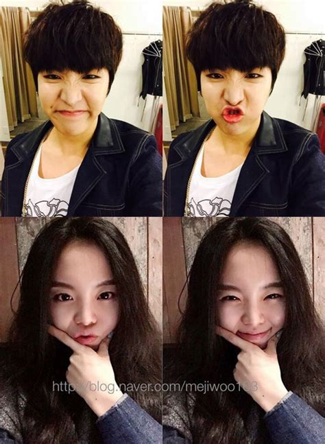 kim taehyung younger sister jhope n his sister are so cute j hope pinterest