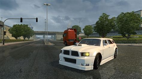 Saints Row 3 Auto Tuning by Auto Hammer In Traffic Ets2 Mods