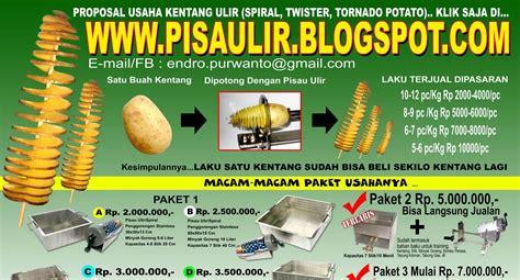 contoh proposal membuat donat kentang contoh proposal usaha makanan donat kentang contoh u