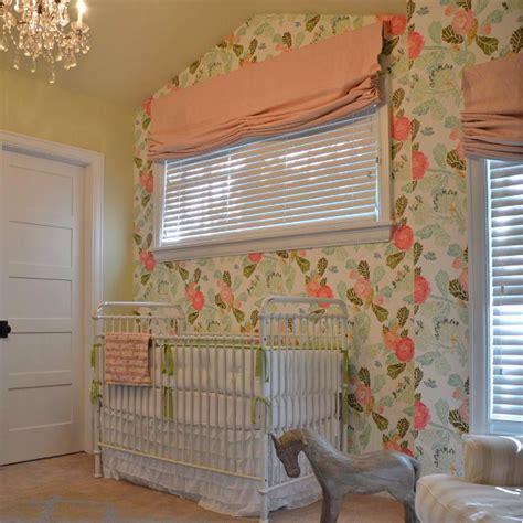 Nursery Window Treatments Thenurseries Nursery Curtain Ideas