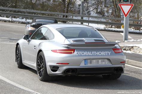 Porsche 911 Turbo 2014 by 2014 Porsche 911 Turbo Spied Completely Undisguised