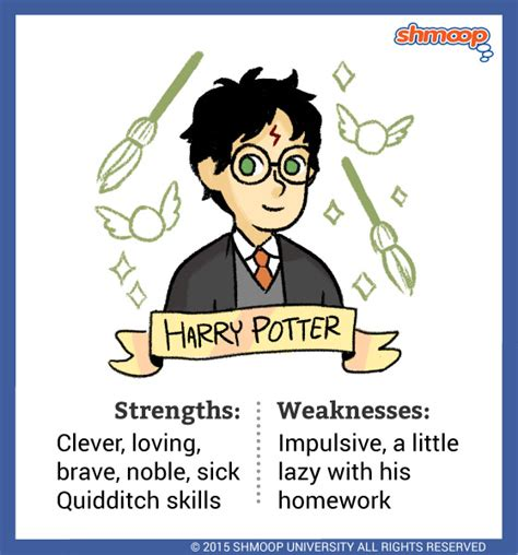characteristics of harry potter houses harry potter in harry potter and the sorcerer s stone