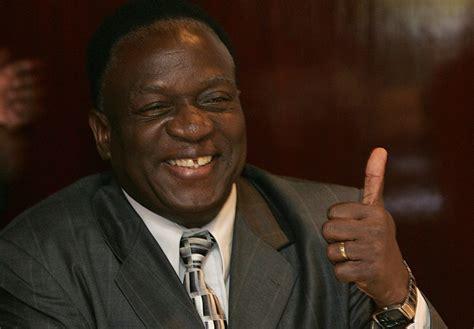 designated survivor zimbabwe emmerson mnangagwa