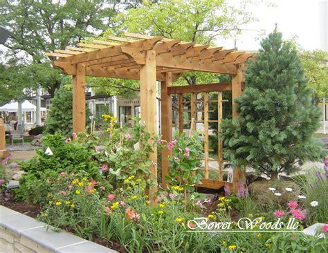 Garden Arbor Ideas Garden Arbors Designs Personalise Your Property By