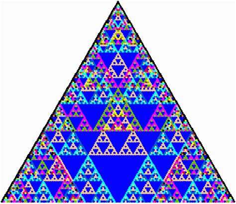 triangle up pattern patterns in pascal s triangle with a twist the solid
