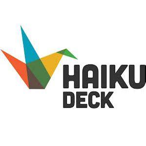 presentation software that inspires haiku deck build a presentation using haiku deck