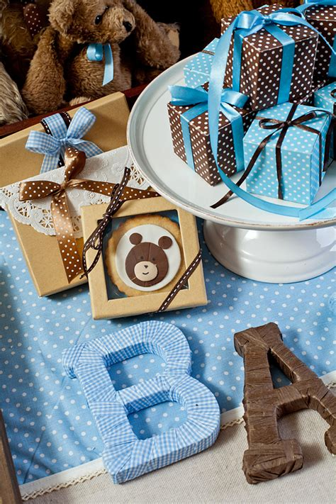 Teddy Baby Shower Theme by Teddy Themed Baby Shower