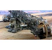 Bagger 293 The Heaviest Land Vehicle In World • Lazer