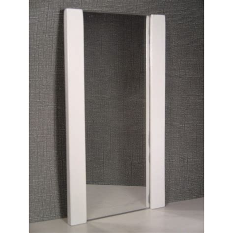 modern dollhouse furniture m112 pods white floor mirror by paris renfroe design