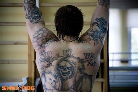 what tattoo does john wick have on his back omicron persei 8 aleksander emelianenko looks like he