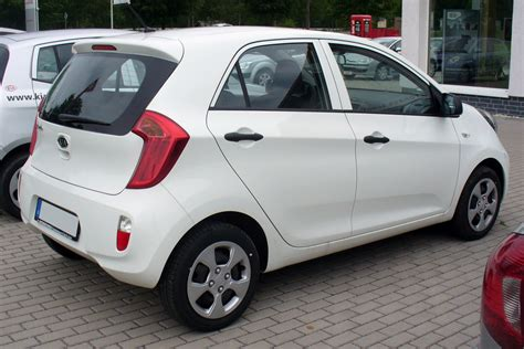 How Much Is A Kia Picanto Kia Picanto History Photos On Better Parts Ltd
