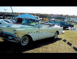 1956 buick roadmaster convertible 22078