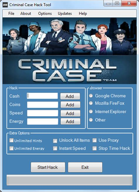 download game criminal case mod unlimited criminal case hack tool download no survey games hack tools