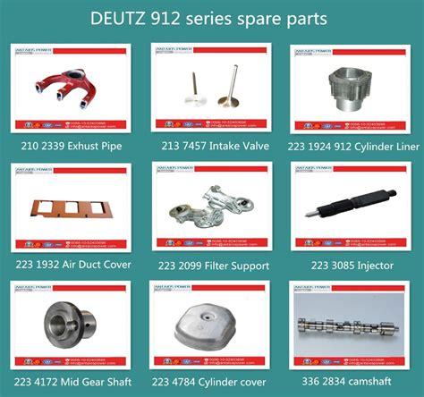 04288415 Belt Tensioner deutz diesel engine electrical shut device 04287584 buy deutz engine spare parts deutz