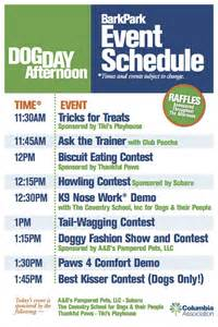 Activities Today Columbia Association Releases Schedule Of Events For This