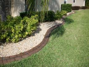 Rock Landscape Edging Borders » Simple Home Design