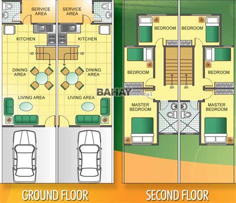 Summerfield Residences Quality Townhouse Eusebio St Townhouse Floor Plan Philippines