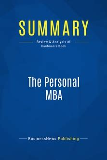 The Personal Mba Free Ebook by The Personal Mba 187 Mustreadsummaries Learn From The Best