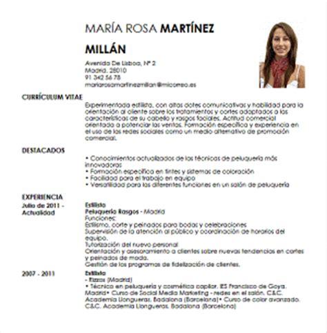 Modelo De Curriculum Vitae Peru 2015 Para Llenar Modelo De Curriculum Vitae Actual Modelo De Curriculum Vitae