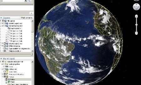 imagenes satelitales online tiempo real satellite image on your desktop in real time