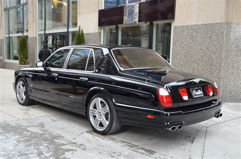 2009 bentley arnage t for sale 2009 bentley arnage t stock b844a for sale near chicago