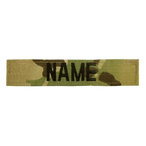 scorpion pattern name tapes name tape tacticalgear com