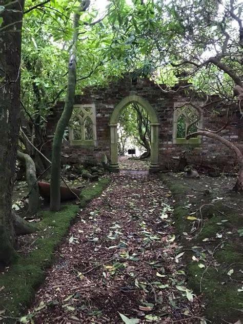 kit design modern manufactured garden folly  abbey