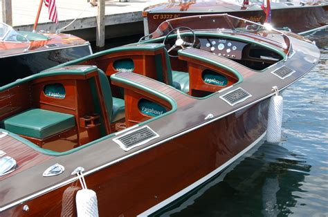 garwood wooden boats streamliners gar wood custom boats