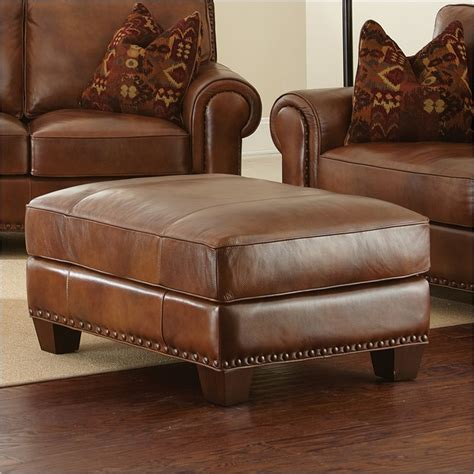 Chania Leather Sofa Pillows
