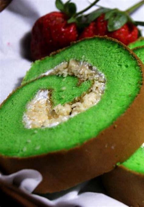 membuat kue bolu gulung kukus resep dan cara membuat bolu gulung kukus lembut dan lezat
