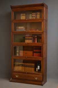 Antique Barrister Bookcase Antique Bookcase Furniture Elegant Furniture Design