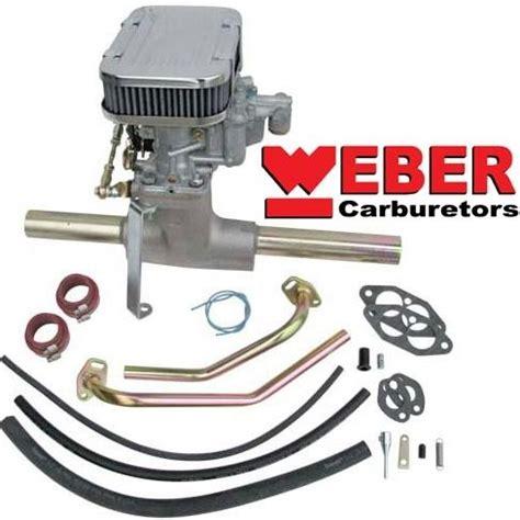 deluxe center mount progressive (dfav/dfev) carburetor kit