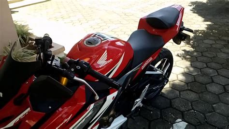 Cover Shock Cbr150r all new cbr 150r with shock cover review jilid