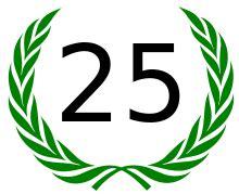 25 jaar getrouwd brons zilver goud jubileum wikipedia