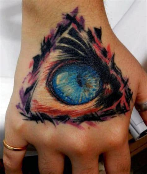 god s eye tattoo eye of god tattoos ideas