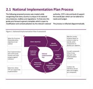 process implementation plan template sle implementation plan 10 free documents in pdf word