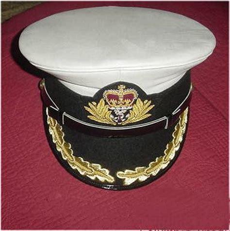 Cp Only You Hitam Navy 2 royal navy officer cap hat capt admiral royal king