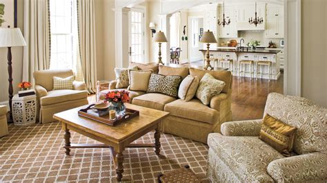 southern living family rooms stylish traditional yet family friendly decorating southern living