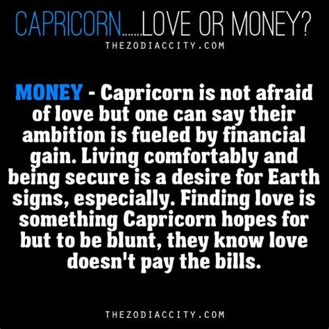 zodiac capricorn love or money angeladianesharp